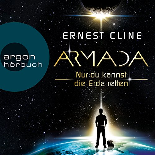 Armada: Nur du kannst die Erde retten cover art