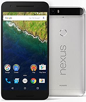 Huawei Nexus 6P 64GB Unlocked GSM Octa-Core Android Phone - Aluminum