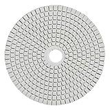 KingBra Almohadillas de pulido de granito húmedo con diamante de 150 mm grano 50-3000 para lijadora de hormigón, mármol, encimera, vidrio, cuarzo, pulido