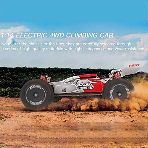 『1:14 Electric Four、2.4GhzワイヤレスRCレーシングToyWheelドライブオフ』の1枚目の画像