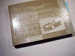 2002 Saturn L-Series Owners Manual