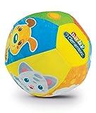 Una palla elettronica morbida e colorata che riproduce i versi degli animali stimolando i bambini a riconoscerli. Con suoni realistici, tanti effetti sonori e dolci melodie. Stimola la manualità, la coordinazione, i riflessi e la percezione spazio- t...