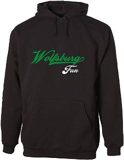 G-graphics Unisex Hoodie Wolfsburg Fan 078.594