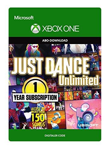 Just Dance Unlimited-12 Monats-Abonnement [Xbox One - Download Code]