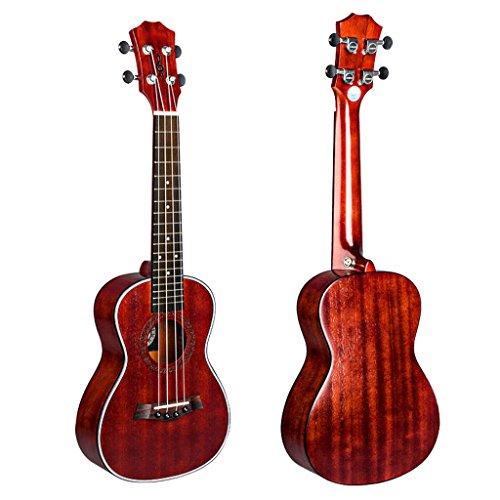 LINGZHIGAN 30 Pulgadas 34 Pulgadas Pequeña Guitarra Uklele Cuatro ...