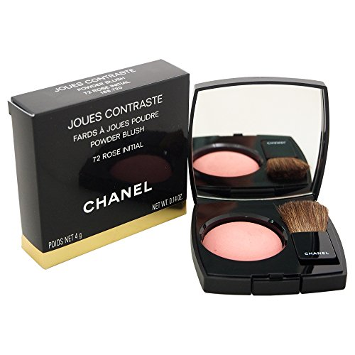 Chanel Joues Contras Powder Blush No. 72 Rose Initiale Femme/Women, Rouge, 1er Pack (1 x 65 g)