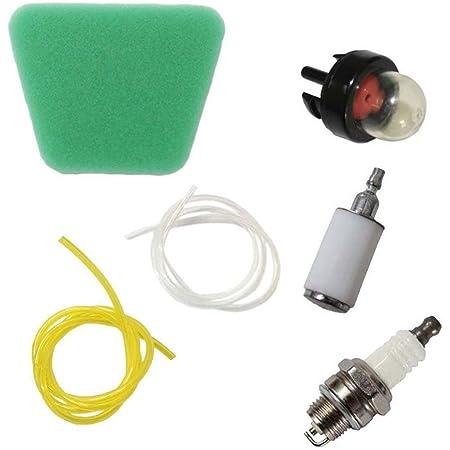 Filtre à carburant Gaz LINE Primer Ampoule Set Pour Mcculloch 3200 3516 3210 3214 tronçonneuses
