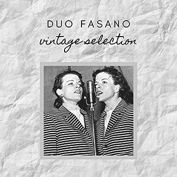 Duo Fasano - Vintage Selection