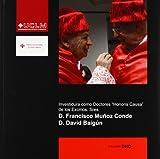 Investidura como doctores 'honoris causa' de los Excmos. Sres. D.Fco Muñoz Conde y David Baigún: 026
