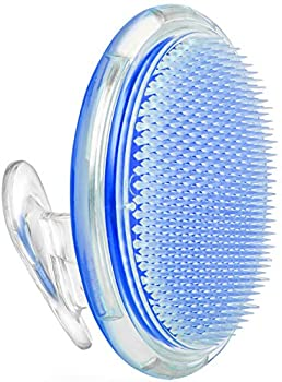 Exfoliating Brush to Treat and Prevent Razor Bumps and Ingrown Hairs - Eliminate Shaving Irritation for Face Armpit Legs Neck Bikini Line - Silky Smooth Skin Solution for Men and Women by Dylonic