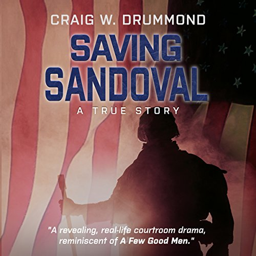 Saving Sandoval: A True Story audiobook cover art
