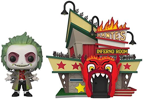 Funko Pop! Movies: Beetlejuice - Beetlejuice Dante's Inferno Room