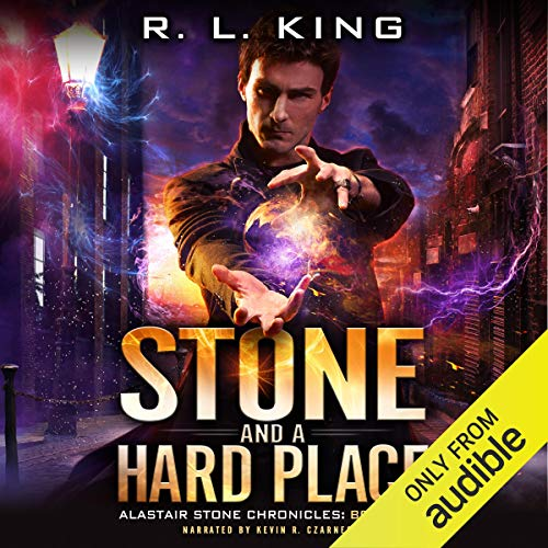 Stone and a Hard Place Audiobook By R. L. King cover art