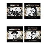 4 CD Tribute In Bossa, The Beatles, Michale Jackson, Frank Sinatra, Elvis Presley