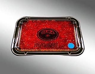 OLMA (Red) Salmon KHABAROVSKAYA Caviar TWO PLASTIC TRAYS COMBO. EACH TRAY = 7 oz (200g)