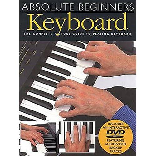 Absolute Beginners - Keyboard: Book/DVD Pack