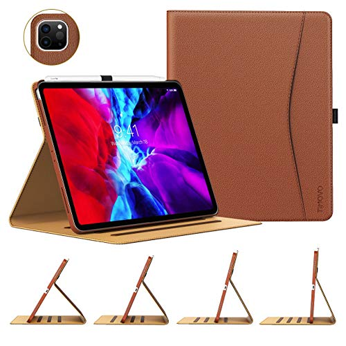 Features of TiMOVO iPad Pro 12.9 Leather Case