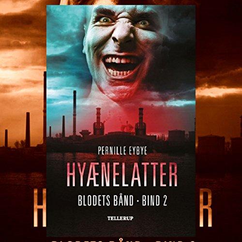 Hyænelatter audiobook cover art