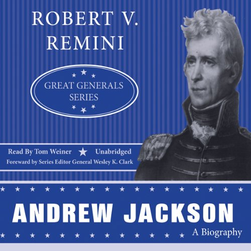 Andrew Jackson cover art