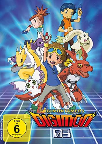 Digimon Tamers - Die komplette Serie (Ep. 01-51) [9 DVDs]