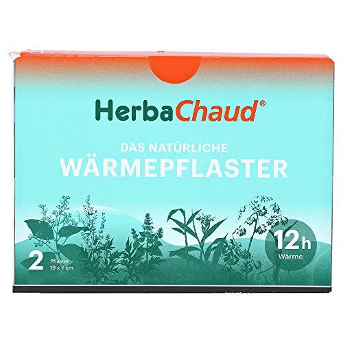 HERBA CHAUD Waermepflaster, 2 St