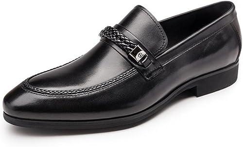 SHIXRAN Hommes Oxford Brogue Affaires Suits Chaussures British Feet Quilt cuir Tendance Hommes's chaussures