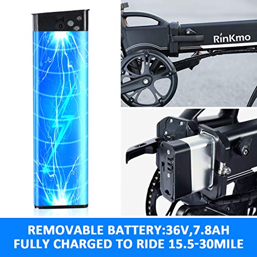 RINKMO Electric Folding Bike