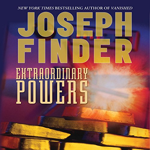 Extraordinary Powers audiobook cover art