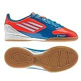 adidas F10dans Junior v21301Rouge Tailles: 34, Mixte Enfants, Neonorange/Blau