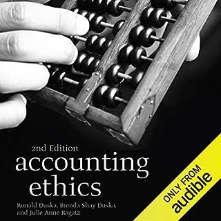 Accounting Ethics copertina