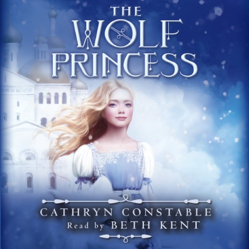 Wolf Princess audiobook cover art