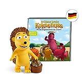tonies Hörfiguren für Toniebox - Der kleine Drache Kokosnuss - Hörspiel 02 - ca. 60 Min. - Ab 5 Jahre -DEUTSCH
