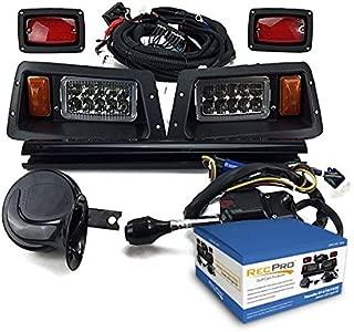 NEW RecPro YAMAHA G14-G22 GOLF CART DELUXE STREET LEGAL ALL LED LIGHT KIT