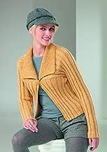 Stylecraft Ladies Jacket Special Knitting Pattern 8495 DK