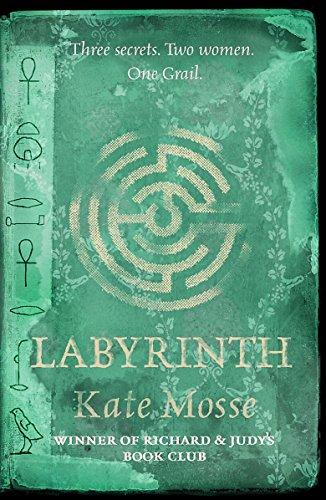 Labyrinth (Languedoc trilogy, Band 1)