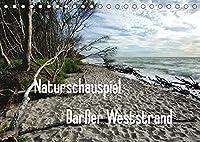 Naturschauspiel Darsser Weststrand (Tischkalender 2022 DIN A5 quer): Atemberaubende Ansichten eines der urspruenglichsten Kuestenabschnitte Europas (Monatskalender, 14 Seiten )