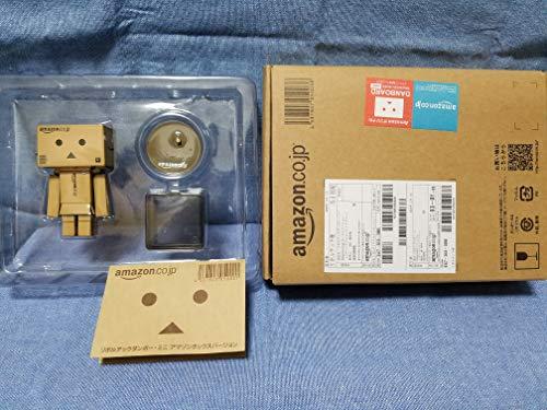 【Amazon.co.jp限定】 リボルテック ダンボー・ミニ Amazon.co.jpボックスver (リボコンテナ入り/クリアグレー)の詳細を見る
