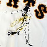 読売 ジャイアンツ 巨人 刺繍ワッペン 坂本 勇人 シルエット 2&サイン 応援 坂本勇人