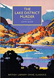 the lake district murder - cover