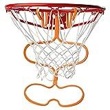 Spalding Basketball Return (8354SCN) Accesorio de aro de Entrenamiento, Unisex, Naranja, NOSIZE