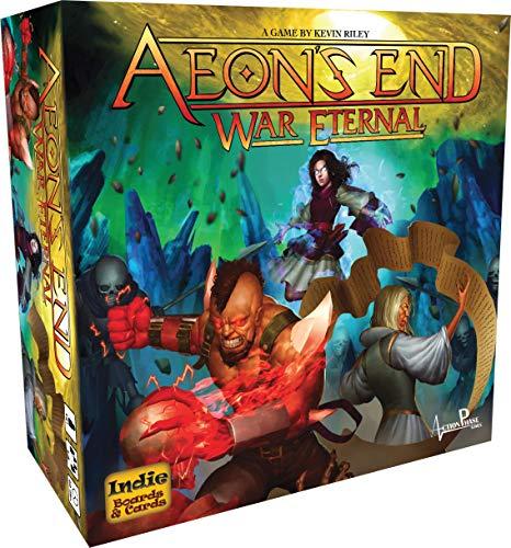 Aeons End: War Eternal Board Game  $22 at Amazon
