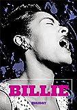 Billie Holiday Lady Day Poster Kunstdruck (18x 24)