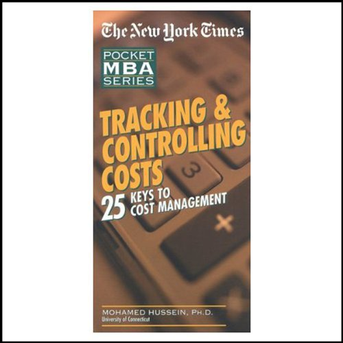 The New York Times Pocket MBA audiobook cover art