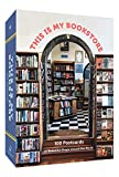 This Is My Bookstore: 100 Postcards of Beautiful Shops around the World (Notecards for Book Lovers, Stationery Featuring Bookshop Photography)
