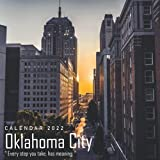 Oklahoma City Calendar 2022: Calendar 2022 with 6 Months of 2021 Bonus