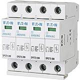 Überspannungsableiter Steckbar, 4p, 280vac, 4x20ka Ean 4015081640874 Worldwide Eaton Warranty