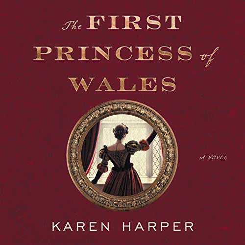 The First Princess of Wales  By  cover art