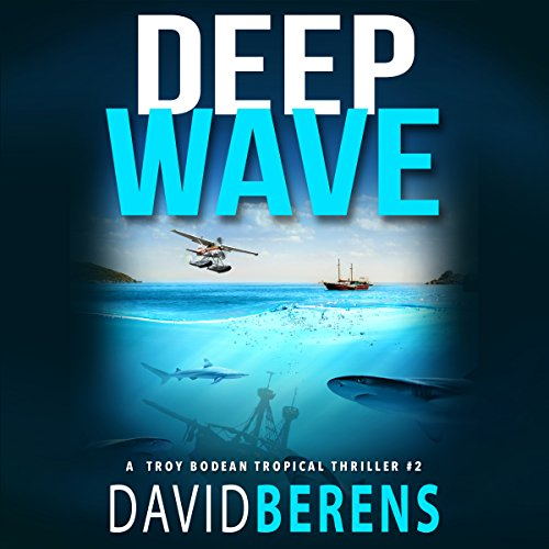 Deep Wave audiobook cover art
