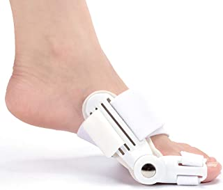 Bunion Corrector,Bunion Relief Hallux Valgus Brace Splint Pads Bunion Relieve Aid Surgery Treatment Big
