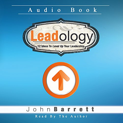 Leadology audiobook cover art